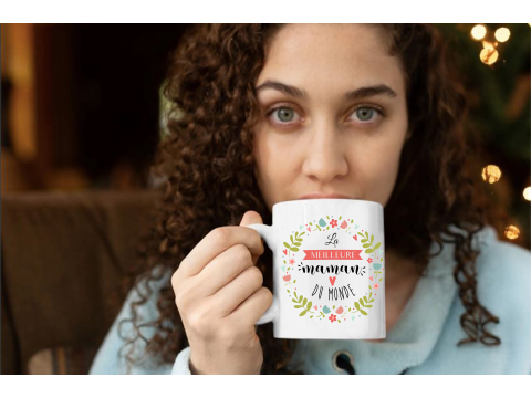 Objets de maison : décoration et mugs